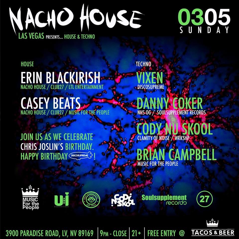 nacho house