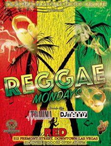 Reggea Mondays